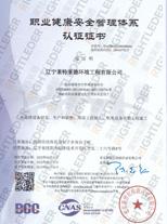 职业jian康安全管理体系